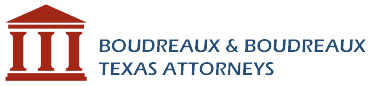Attorneys And Counselors At Law - Boudreaux & Boudreaux Logo