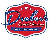 Decker's Carpet Cleaning Logo