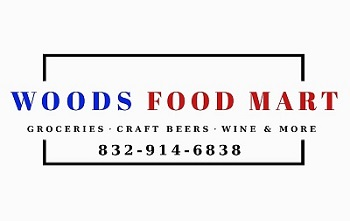 Woods Food Mart Logo