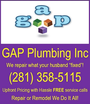 Gap Plumbing Inc Logo