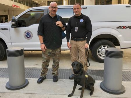 Volunteers Needed To Help Train Homeland Security K-9s