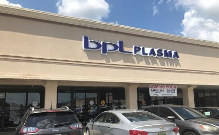 Plasma Center Opening In Humble