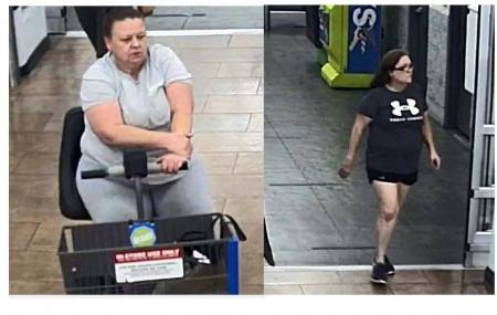 MCTX Sheriff Searching for Suspects in Theft