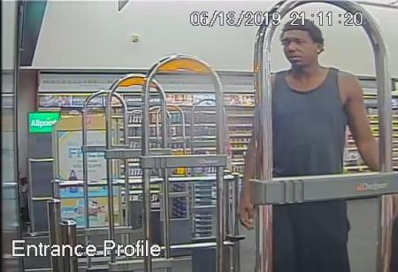 Humble Police Looking For Theft Suspect
