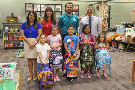 YMCA Operation Backpack Tops Goal of 2,000 Children Served