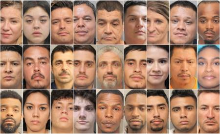 30 Arrests Made By DWI Task Force