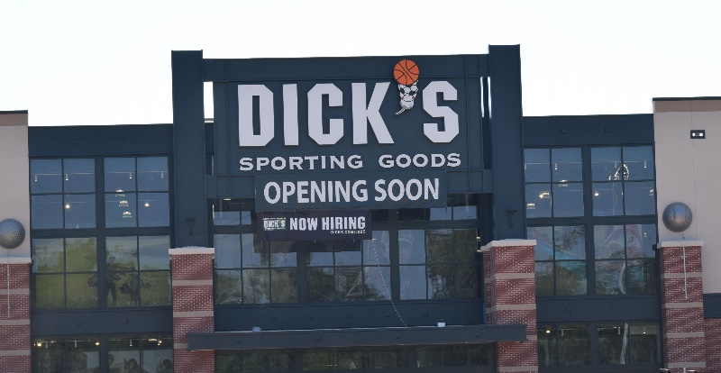 Humble DICK'S Sporting Goods Grand Opening
