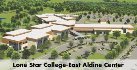 LSC-East Aldine Scheduled To Open For Fall Classes