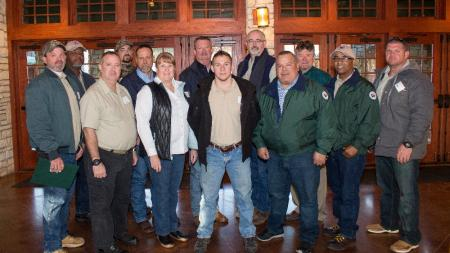 Commissioner Cagle Promotes Park Rangers