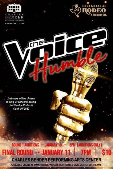 Humble Voice Competition