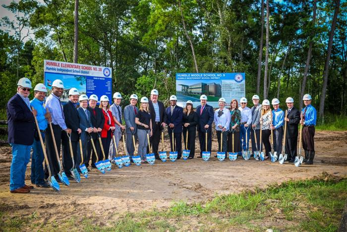 HISD Breaks Ground On New Schools