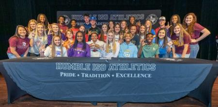 Local Student Athletes Sign Letters Of Intent