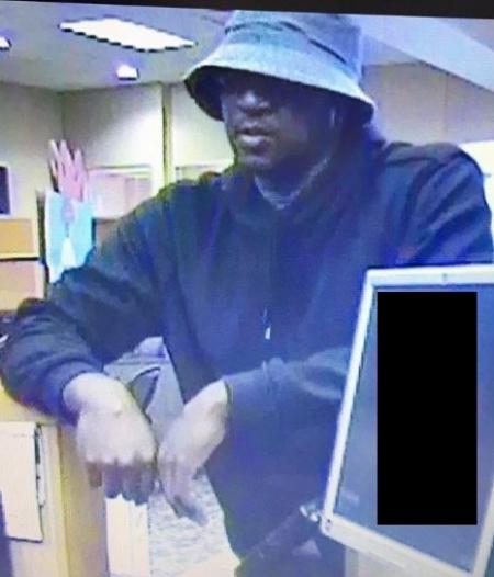 FBI Looking For Bank Robber In Bucket Hat