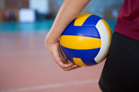 Coed Volleyball League
