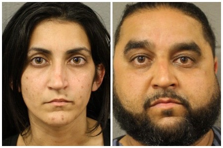 Couple Arrested For Clean Scanning