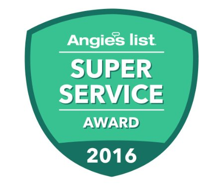 Madd Air-Heating and Cooling Awarded the 2016 Angie's List Super