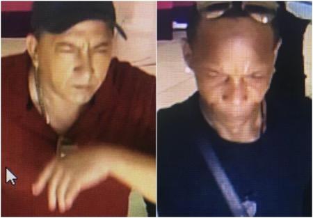 Humble Police Looking For Theft Suspects