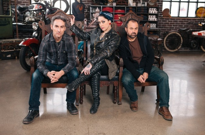 The American Pickers Are Coming